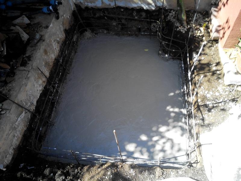 Leggi argomento laghetto in cemento - Laghetti da giardino in cemento ...